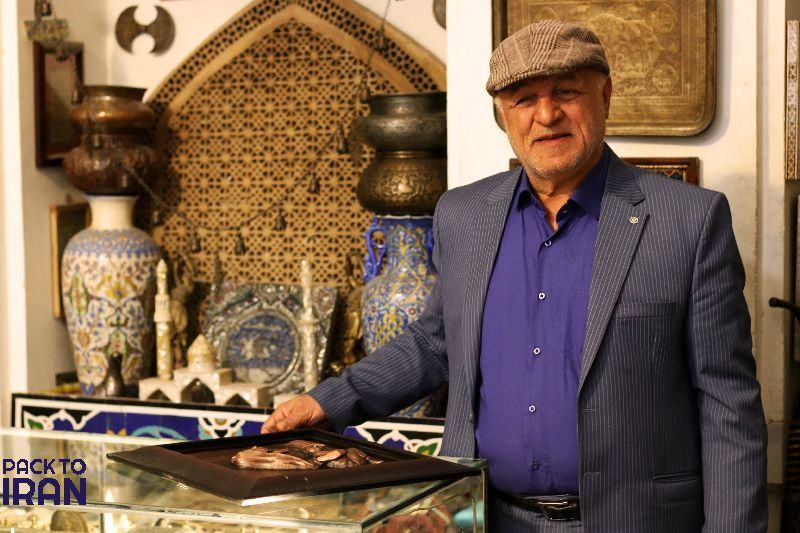 Locals of Iran