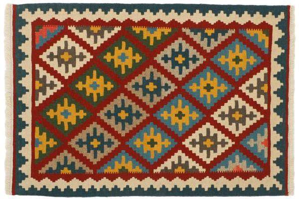 A Qashqai kilim