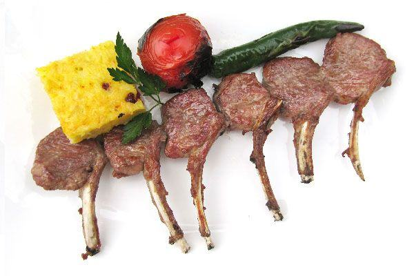 Iranian Shishlik Kebab