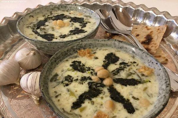 Ash e Doogh - Persian Food