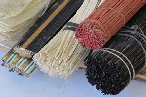 different types of wood for Khatam Kari - Persian handicrafts