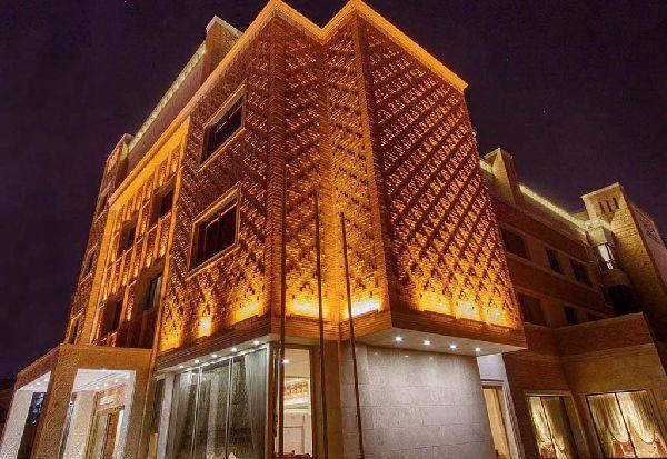 The 5 star Zandiyeh Hotel in Shiraz