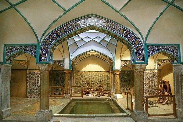 Ganjali Khan Bathhouse - Kerman,Iran