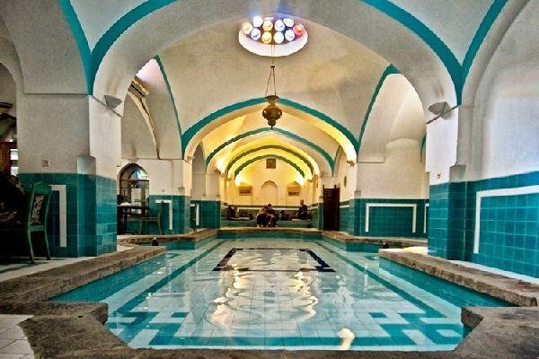 Khan Bathhouse - Yazd,Iran
