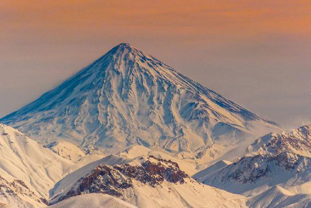 Mount Damavand - Iran