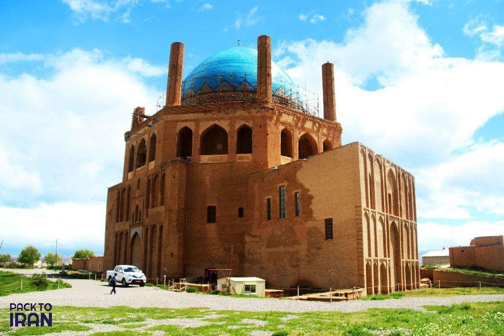 Sultanieh Dome - Zanjan,Iran