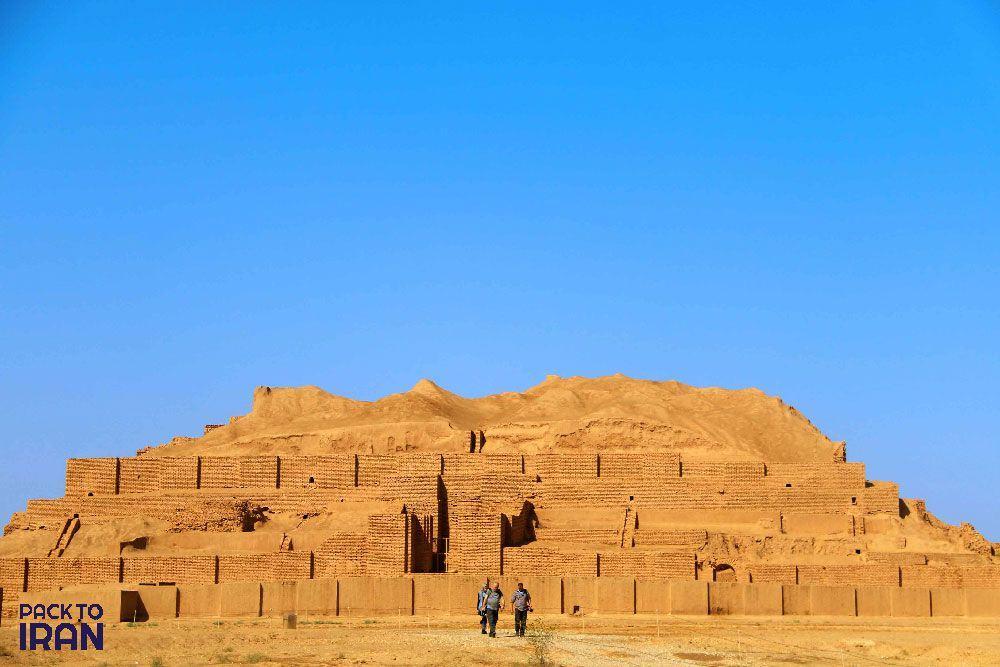 Choqazanbil Ziggurat - Khuzestan, Iran