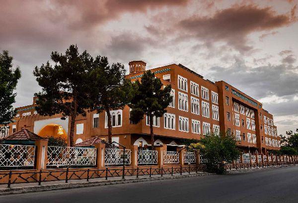 Safaiyeh Hotel - Yazd, Iran