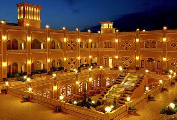 Dad Hotel - Yazd, Iran