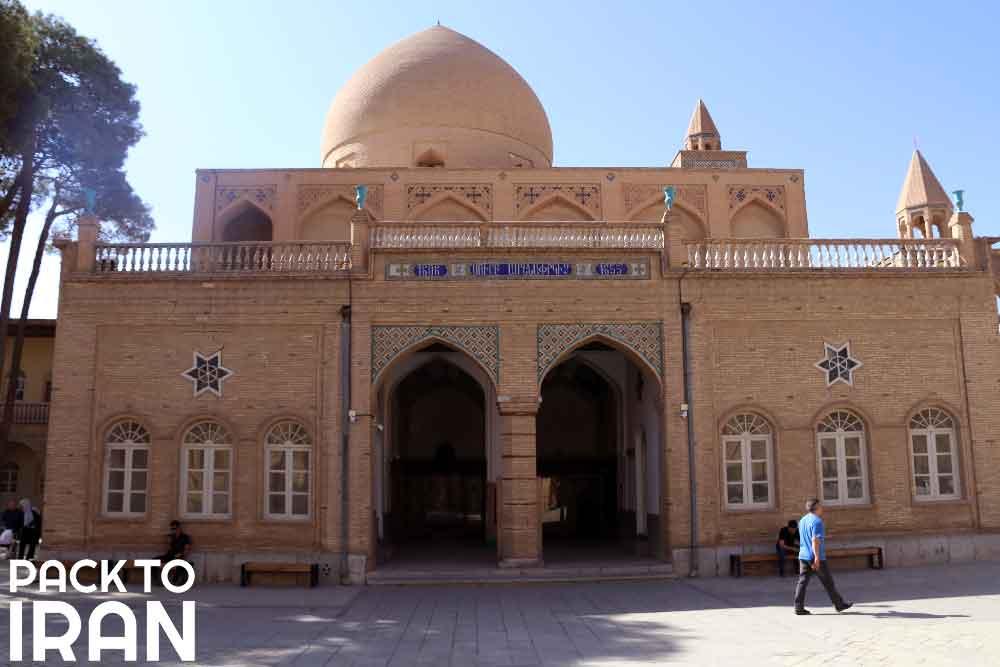 Vank Church of New Julfa - Isfahan, Iran