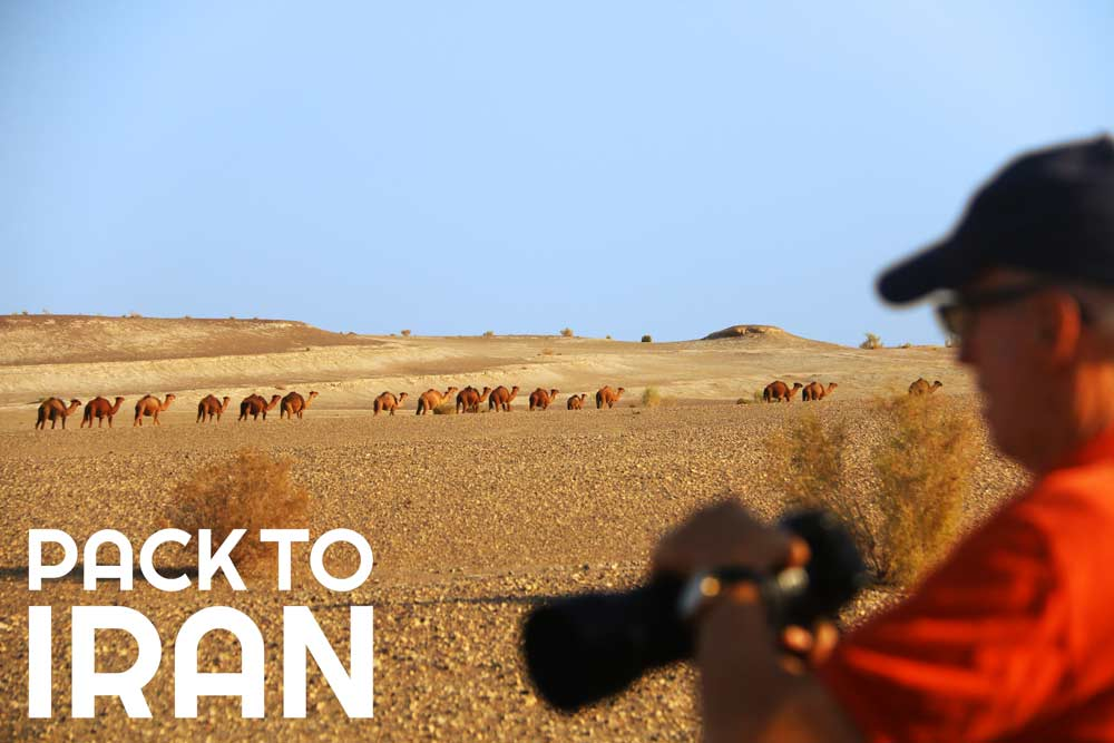 Explore the Silk Road tour - PackToIran