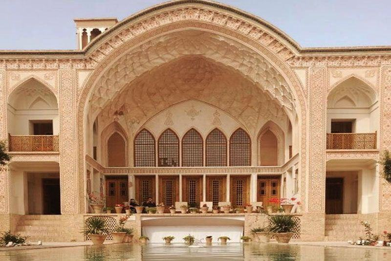 Saraye Ameriha Boutique Hotel - Kashan, Iran