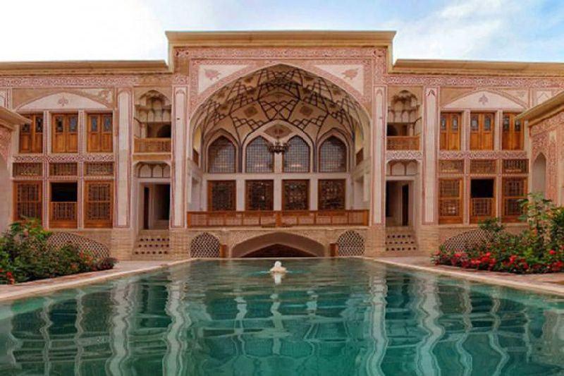 Mahinestan Raheb Boutique Hotel - Kashan, Iran