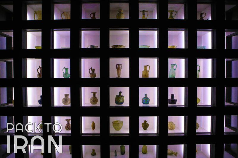 Glassware and Ceramic Museum of Iran