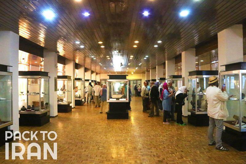 Azerbaijan Archeology Museum, Tabriz