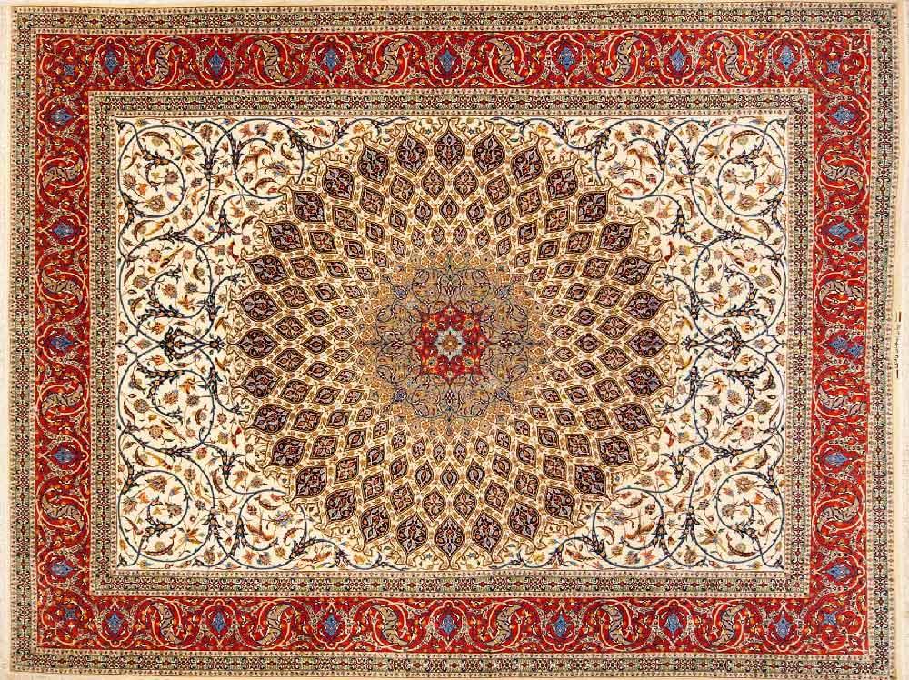 Isfahan Carpet - Iran