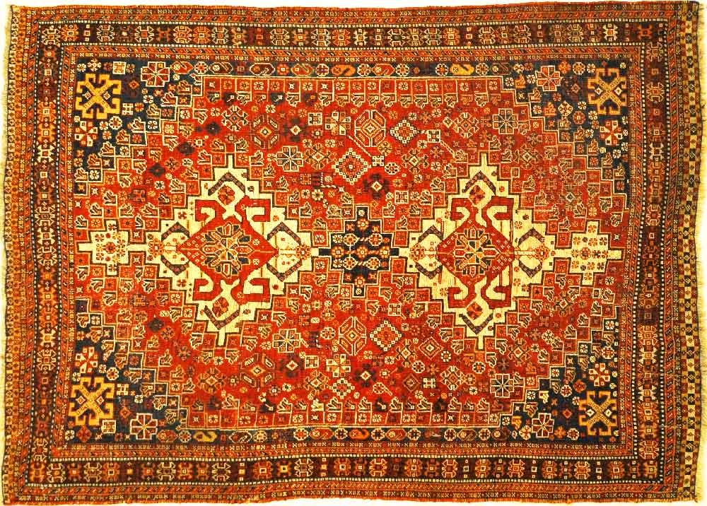 Qashqai Carpet - Iran
