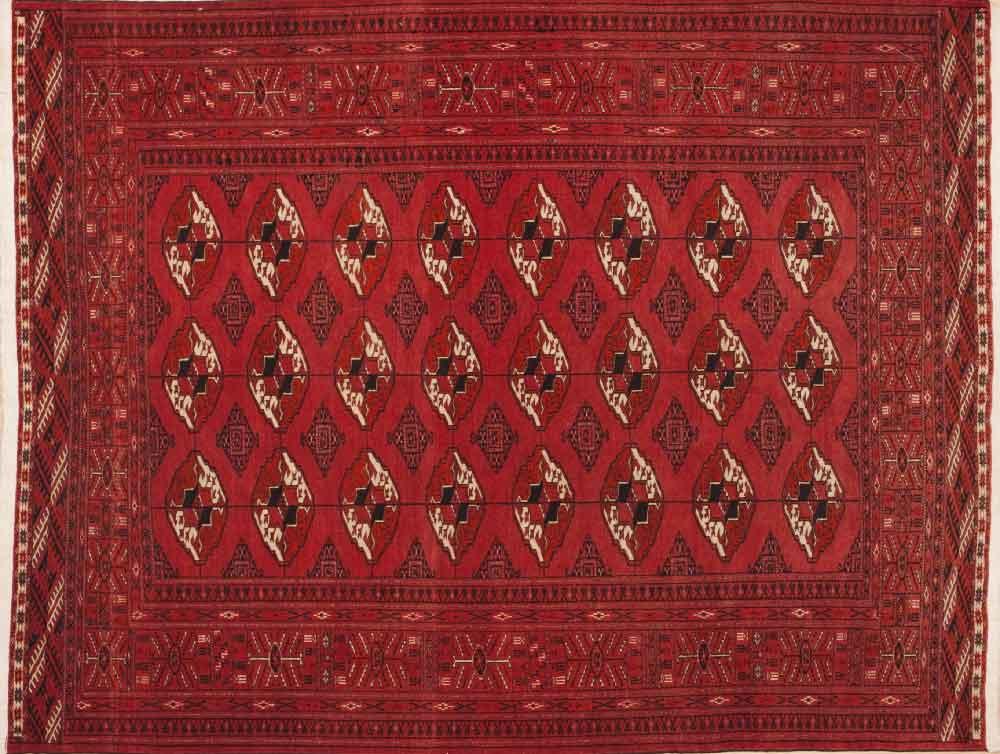 Turkmen carpet Iran