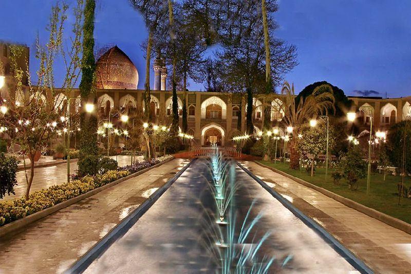 Iran hotel booking - Abbasi Hotel - Isafahan, Iran