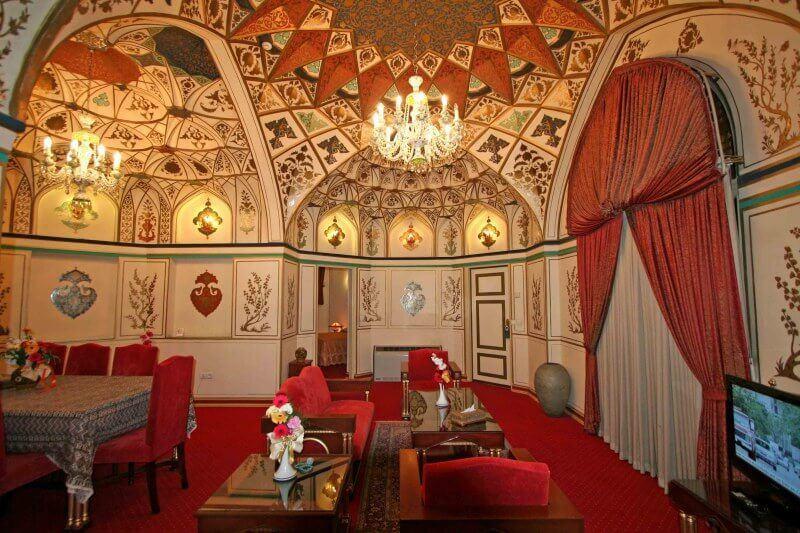 Abbasi Hotel - Isafahan, Iran