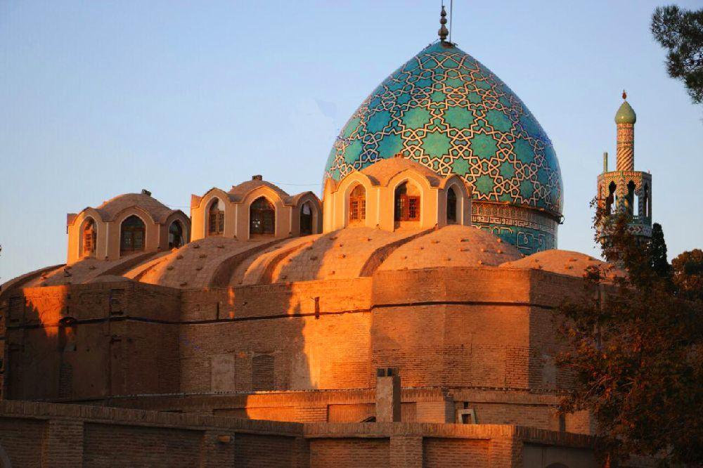 Shahnematollah holy shrine - Mahan, Kerman