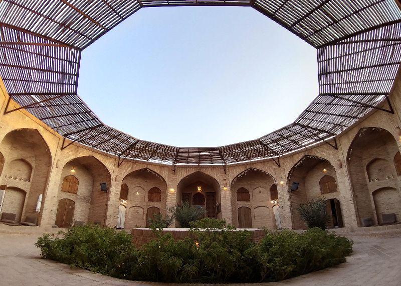 Zei-o-Din Caravanserai - Yazd, Iran