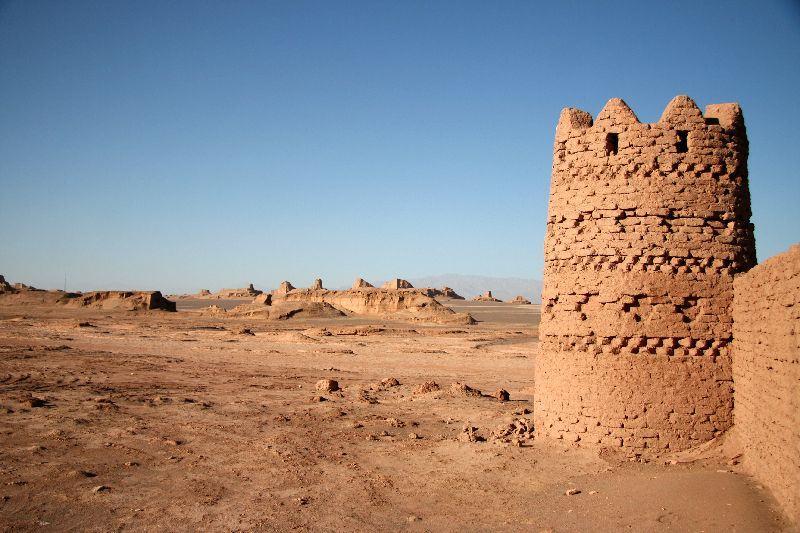 Lut Desert - Shahdad, Iran