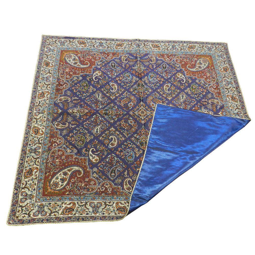 Termeh Textile - Iranian handicrafts