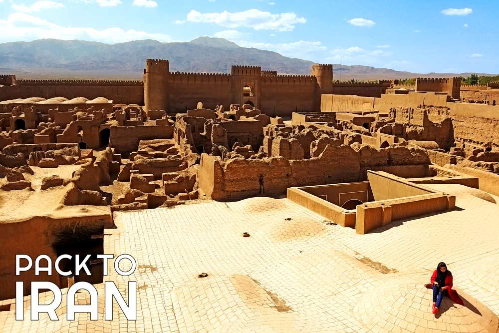 Rayen Castle - Kerman, Iran