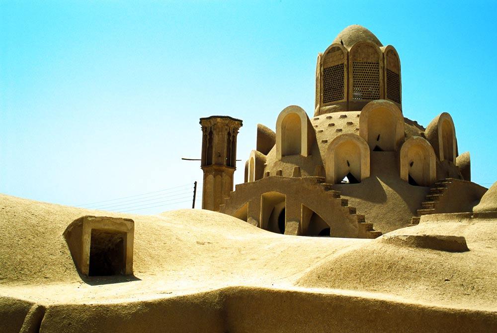 Windcatcher (Badgir) - Iran