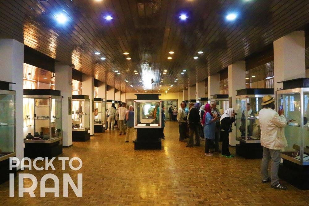 Azerbaijan Museum - Tabriz, Iran