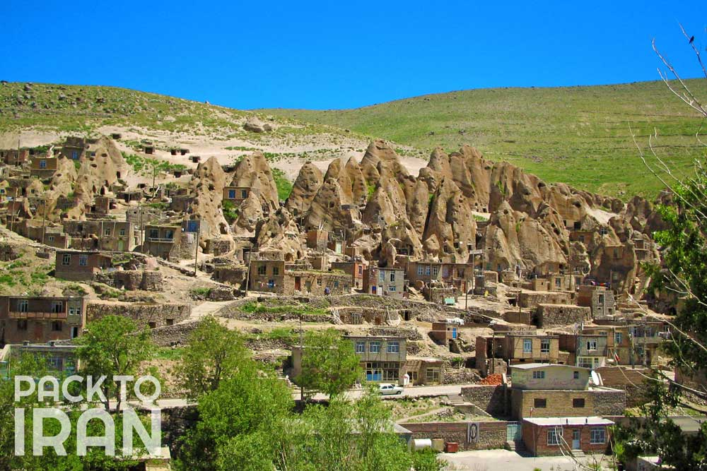 Kandovan Village - Tabriz, iran