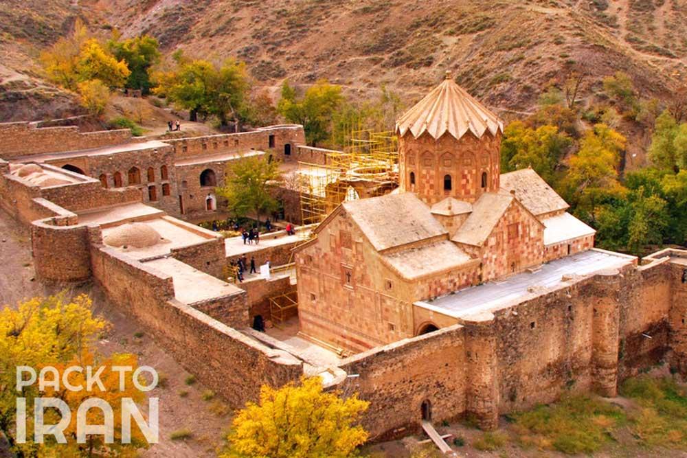 Saint Stephanos Monastery of Julfa - Tabriz, Iran