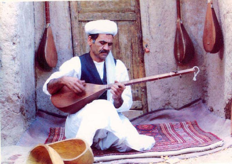 Bakhshi Music of Khorasan