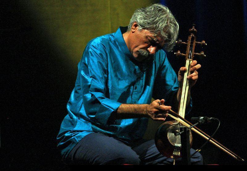 Kamancheh Music instrument Iran