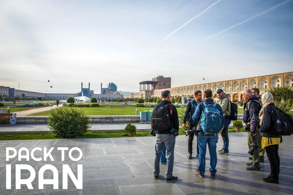 Naqsh-e Jahan Square - Isfahan, Iran