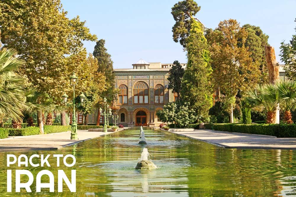 Golestan Palace - Tehran, Iran