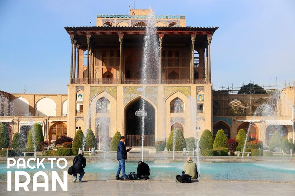 Naqshe Jahan Square- Isfahan, Iran