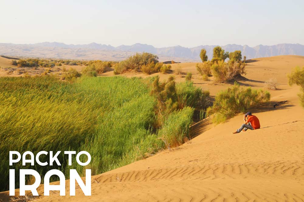 Deserts of Iran - Mesr Desert - Iran