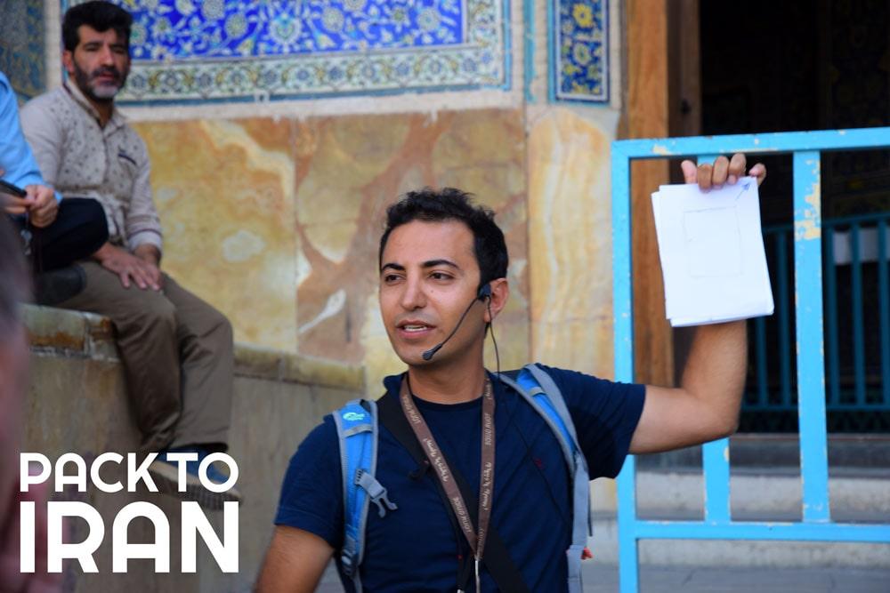 Iran tours with PackToIran