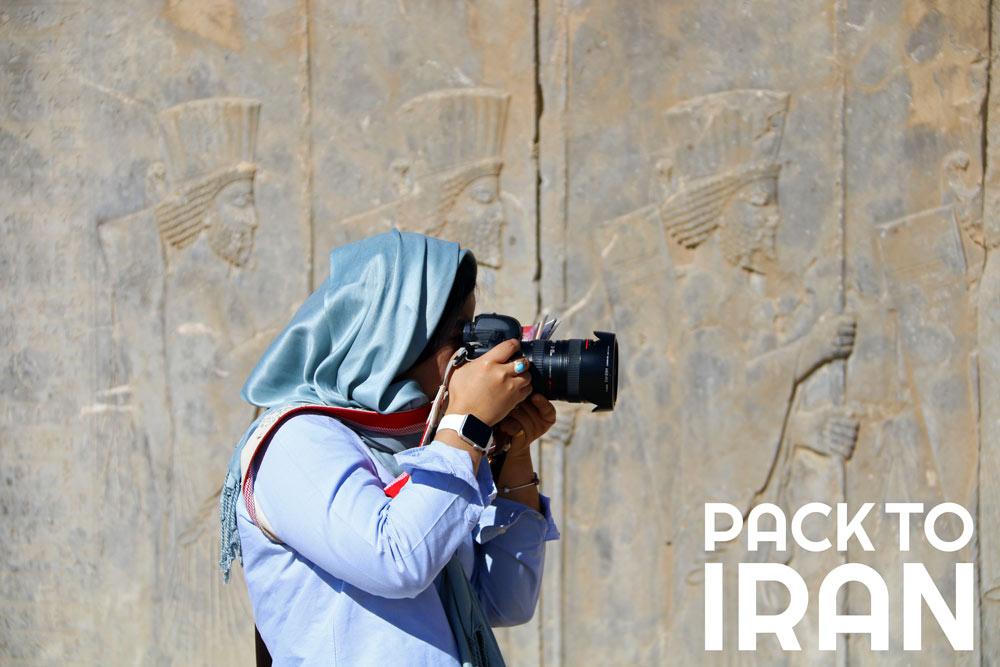 Iran tours with PackToIran - Persepolis, Iran
