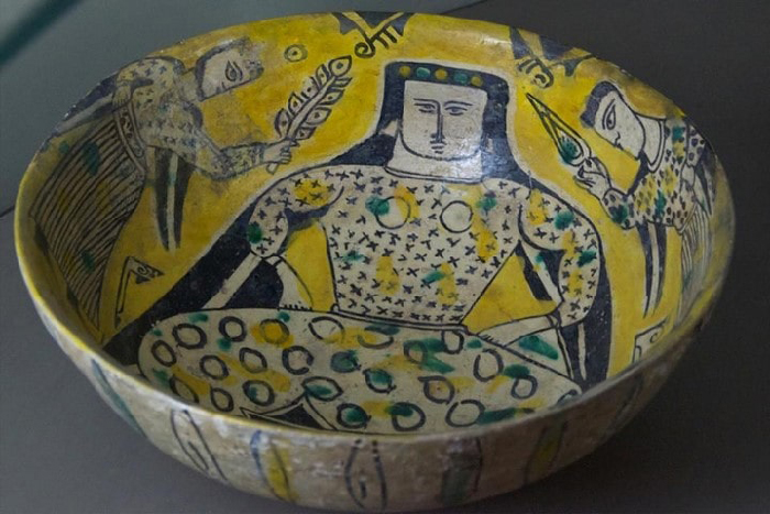 Pottery in Iran