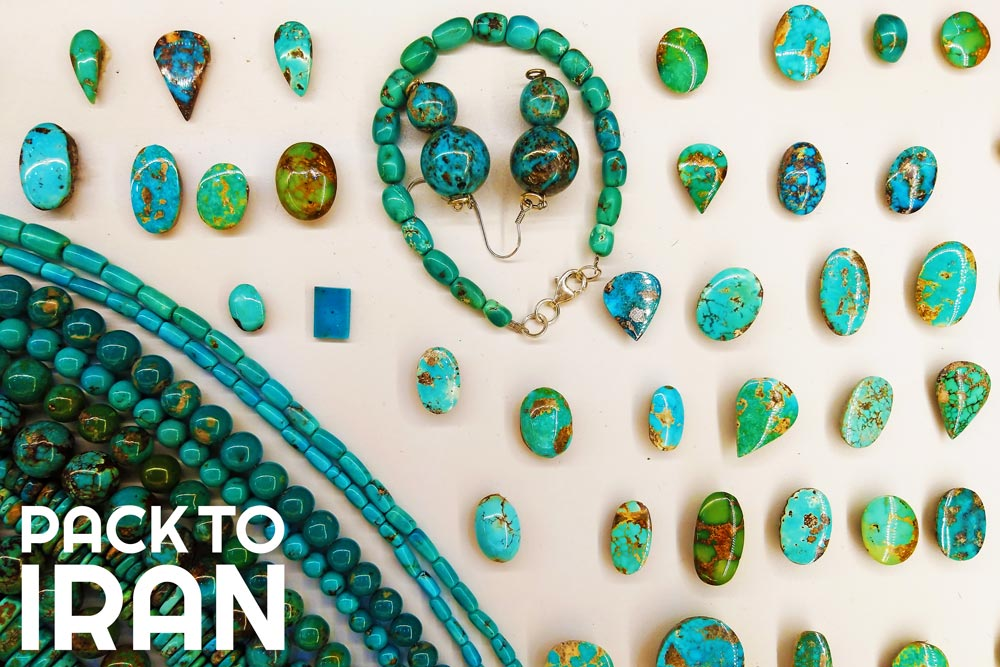 Persian Torquoise - Souvenirs to buy in Iran