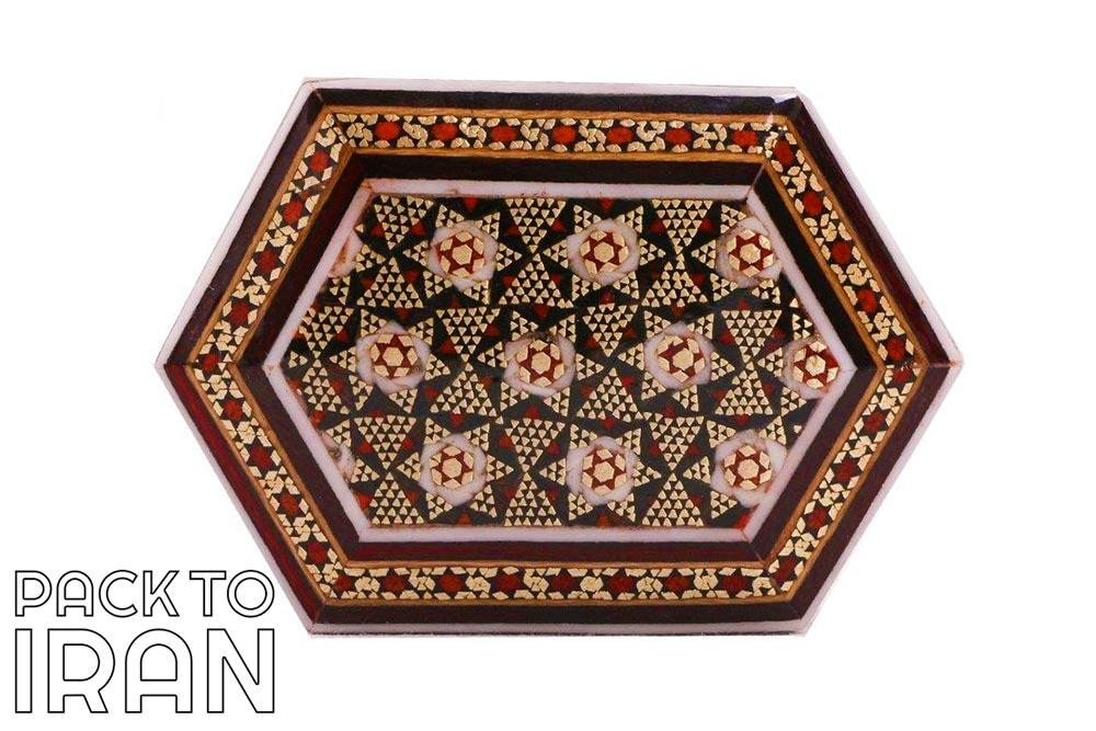 Khatam Kari - Souvenirs to buy in Iran