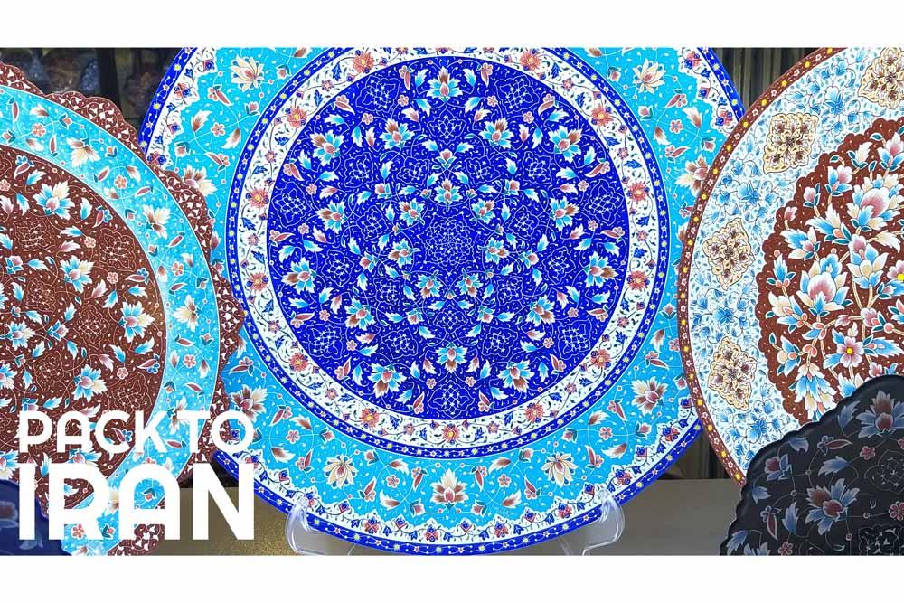 Mina Kari - Souvenirs to buy in Iran