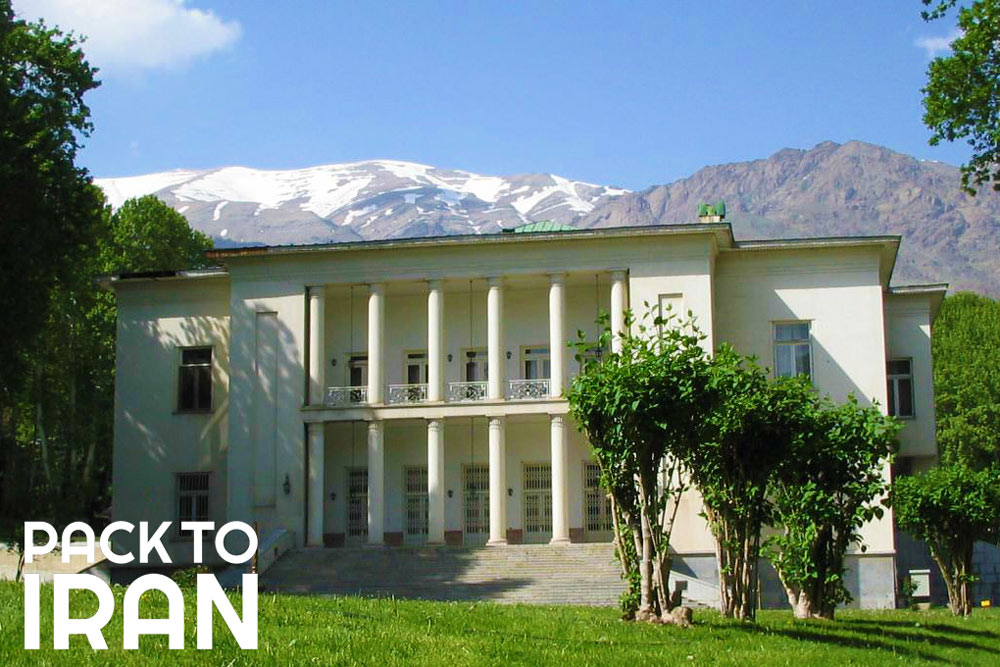 The White Palace - Sa'dabad Complex - Tehran, Iran