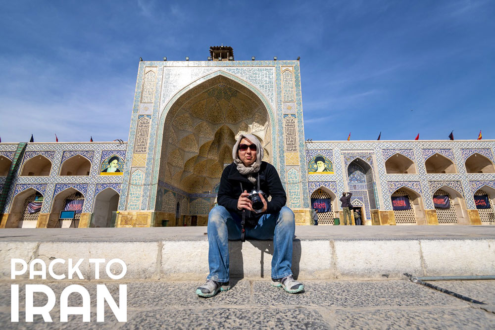 Jaame Mosque of Isfahan