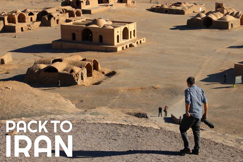 The Historic city of Yazd