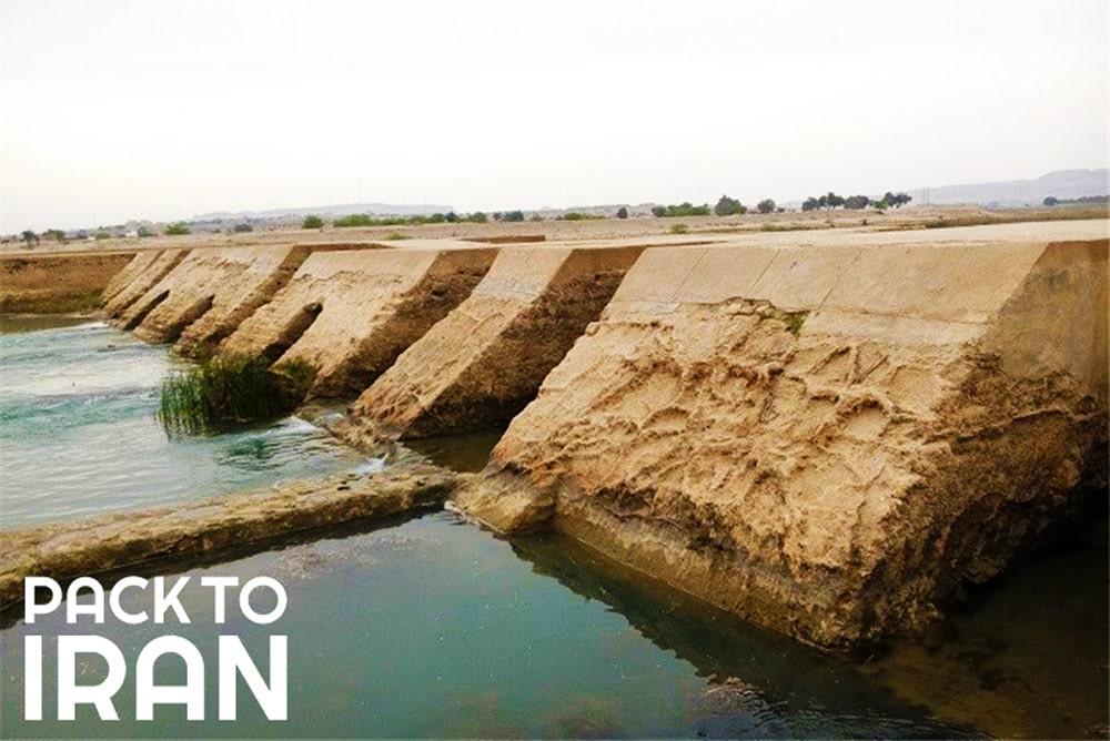 Band-e Mizan - Shushtar Historical Hydraulic System
