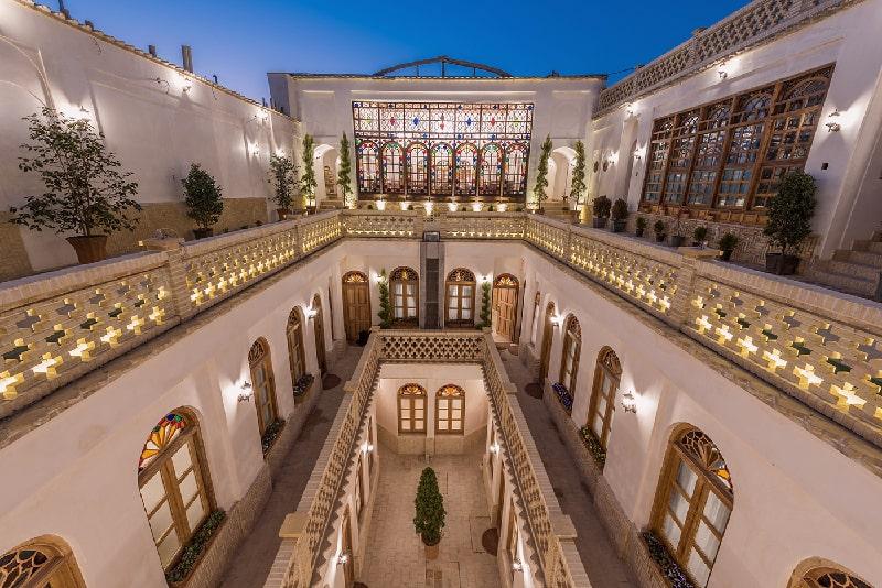 Qasr Monshi Boutique Hotel - Isfahan, Iran